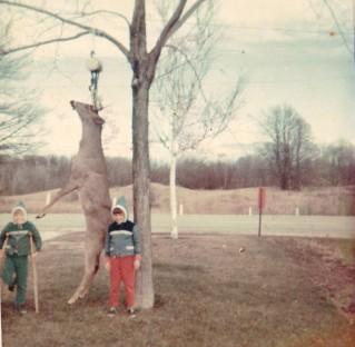 Dad's deer