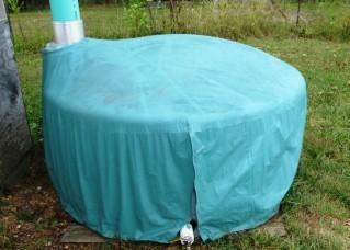 rain tank cover