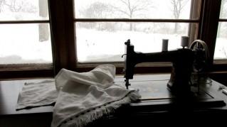 snow sew