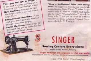 singer rent