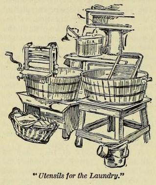 laundry utensils