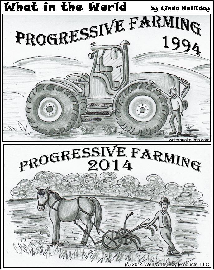 progressive farming