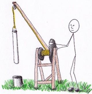 bucket hoist