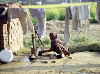 hand water pump india